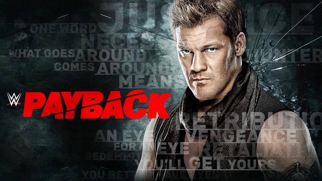 Payback 2017 Armchair Booking