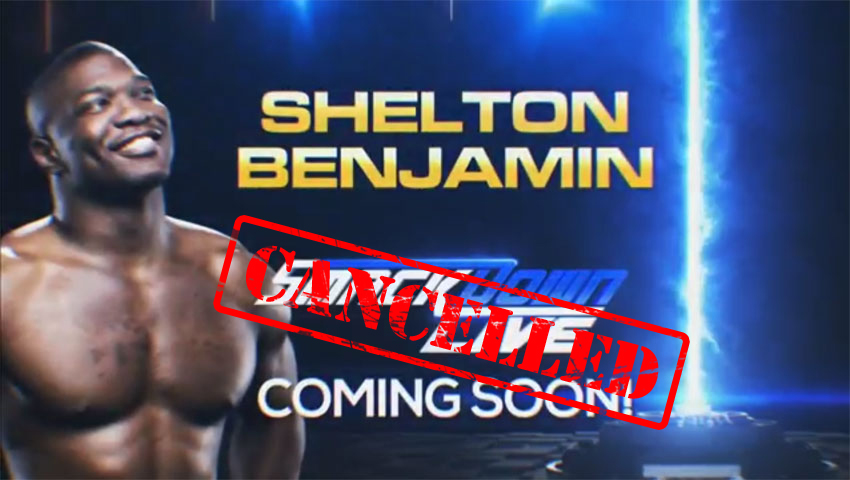 Shelton Benjamin Clears Up WWE Rumors