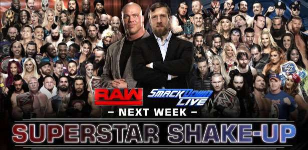 WWE Superstar Shakeup – Which Show Did Better?