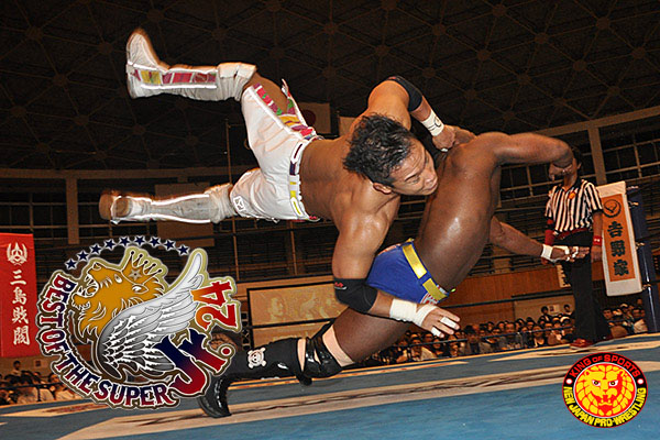 NJPW Best of the Super Jr. 24 (Night 7) – Recap & Review