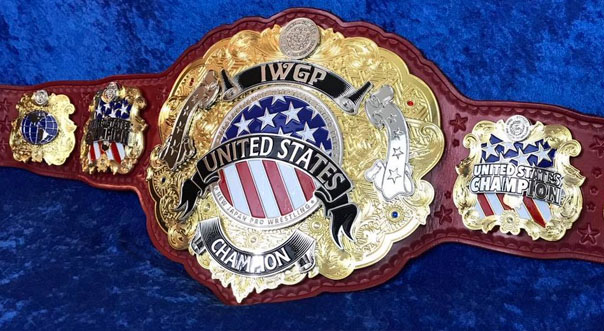 NJPW announces new United States Championship