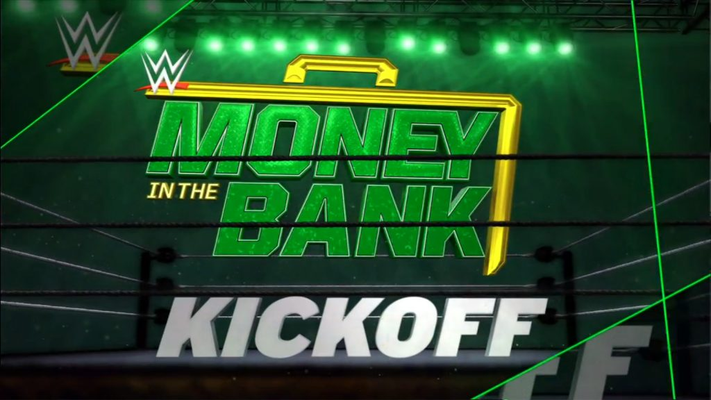 Money in the Bank 2017 Kickoff Recap & Review