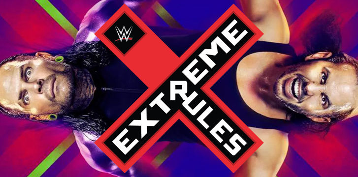 Extreme Rules 2017 Armchair Booking