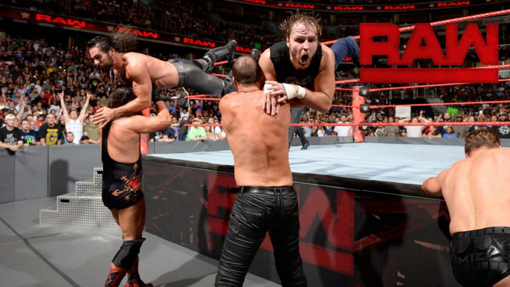 RAW Recap & Review – Episode 1261