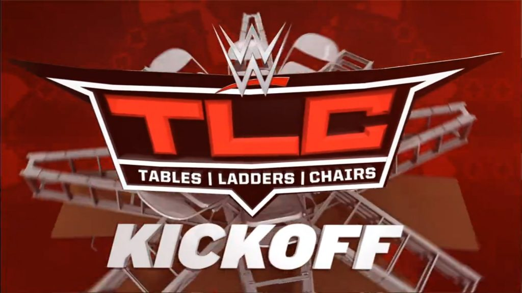 TLC: Tables, Ladders & Chairs Kickoff – Recap & Review