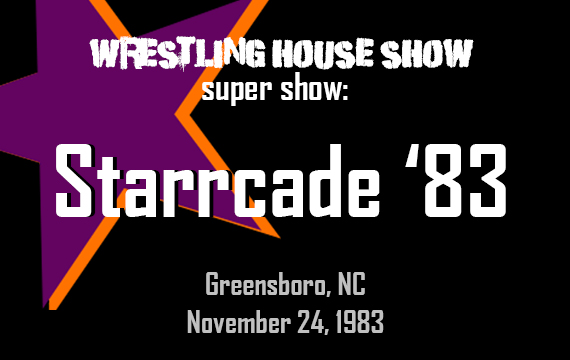 WHS Super Show – Starrcade '83