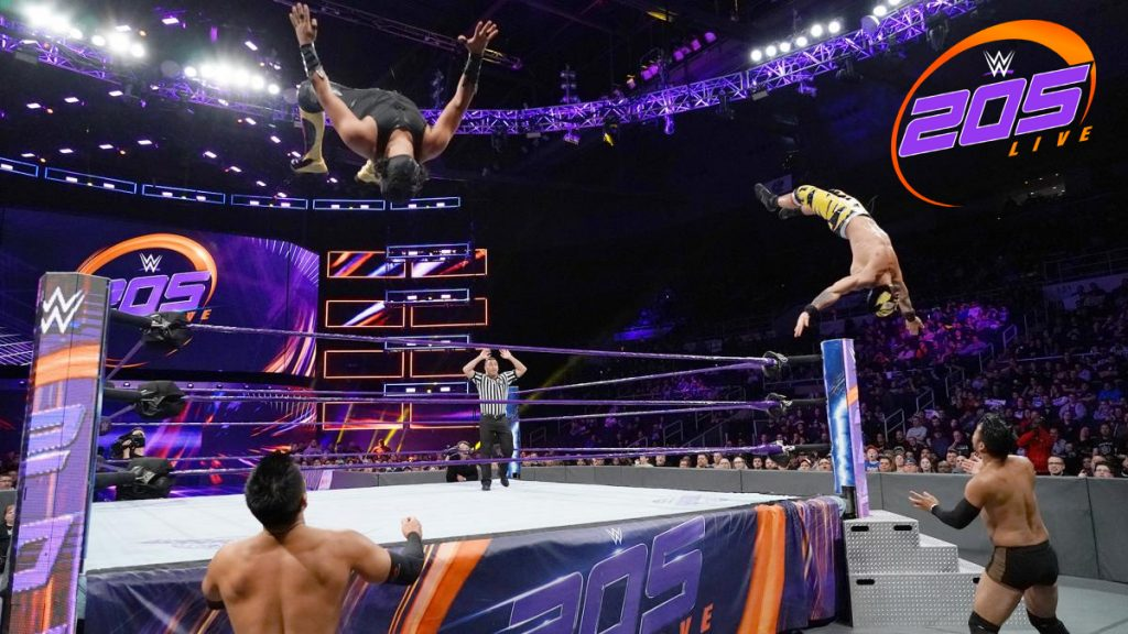205 Live Recap & Review – Episode 73