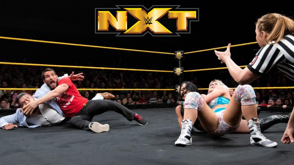 NXT Recap & Review – Episode