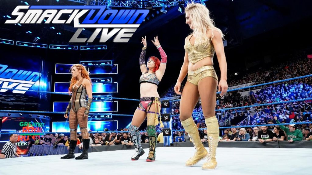 SmackDown Live Recap & Review – Episode 974