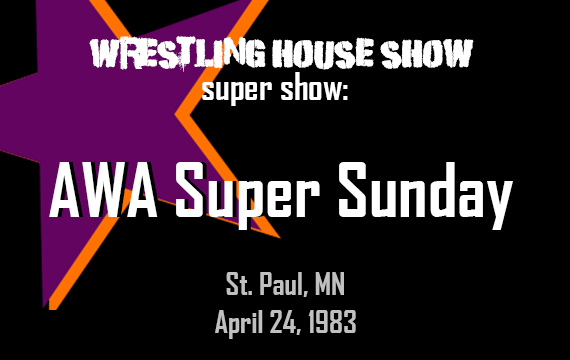 WHS Super Show – AWA Super Sunday