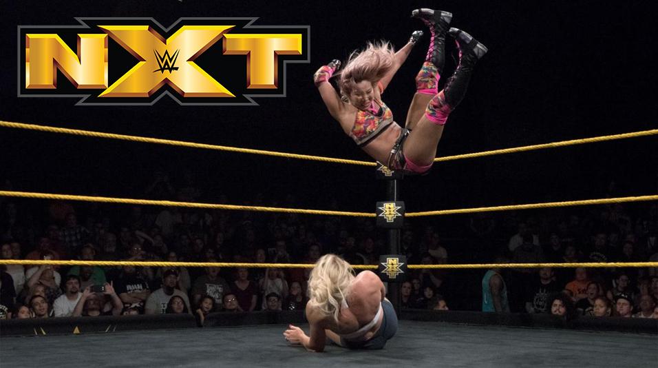 NXT Recap & Review – Episode 452