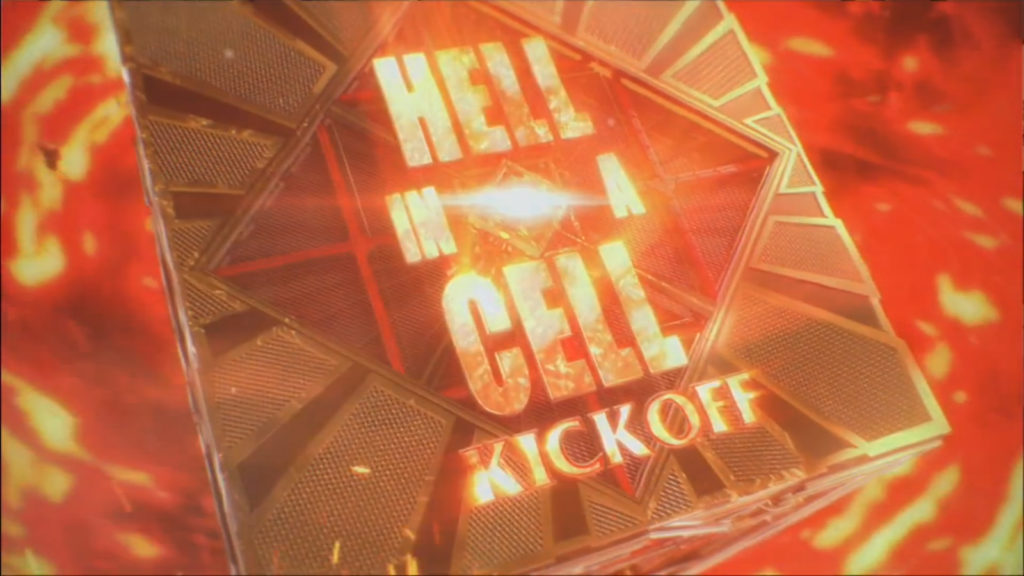 Hell in a Cell Kickoff Recap & Review