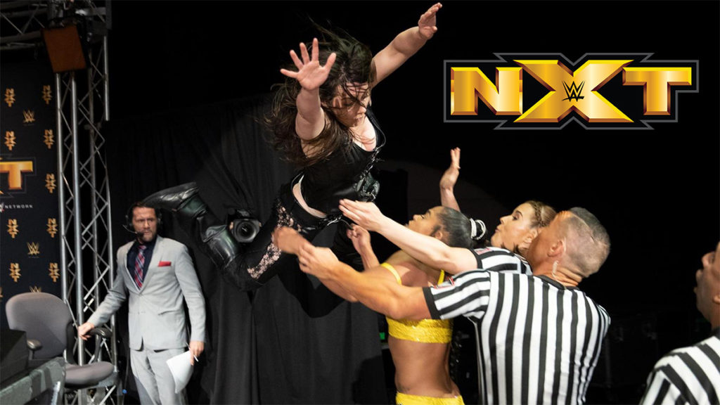 NXT Recap & Review – Episode 468