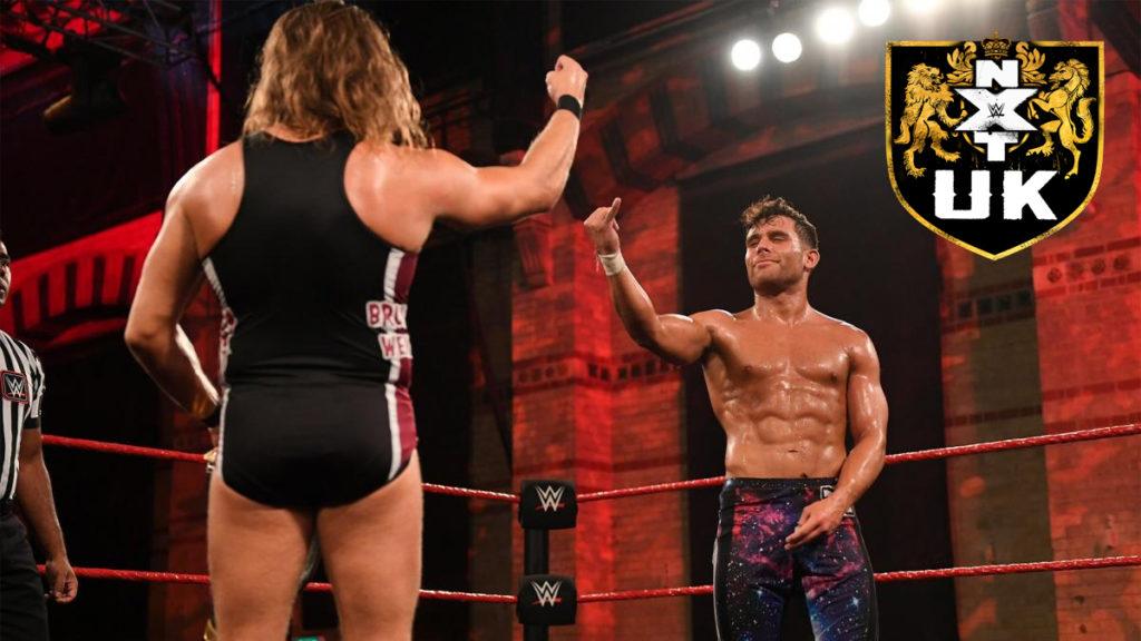 NXT UK Recap & Review – Episode 1