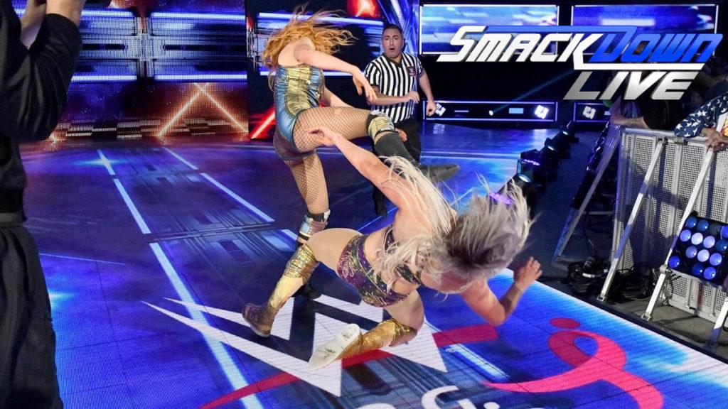 SmackDown Live Recap & Review – Episode 999