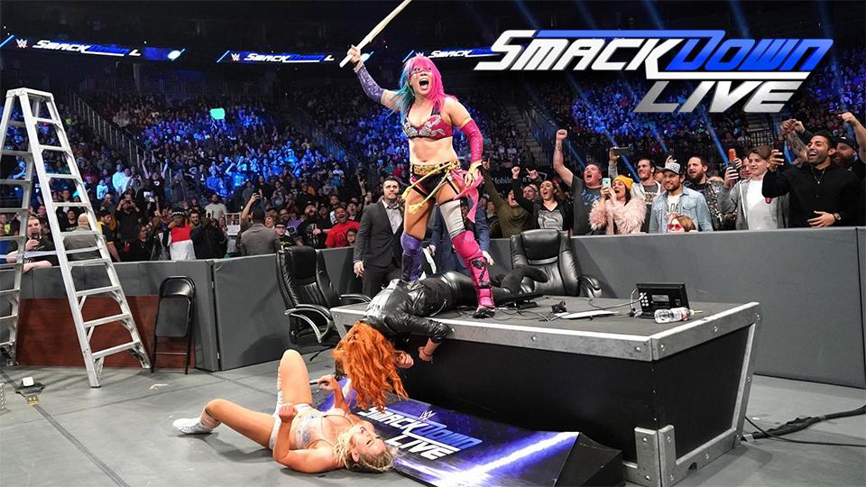 SmackDown Live Recap & Review – Episode 1008