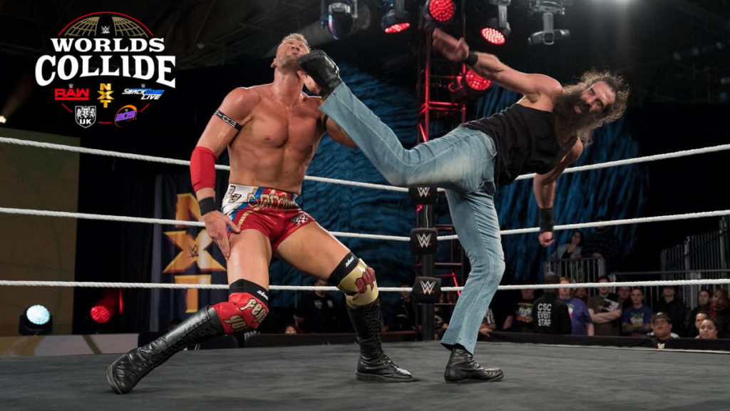 Worlds Collide: NXT vs NXT Alumni – Recap & Review