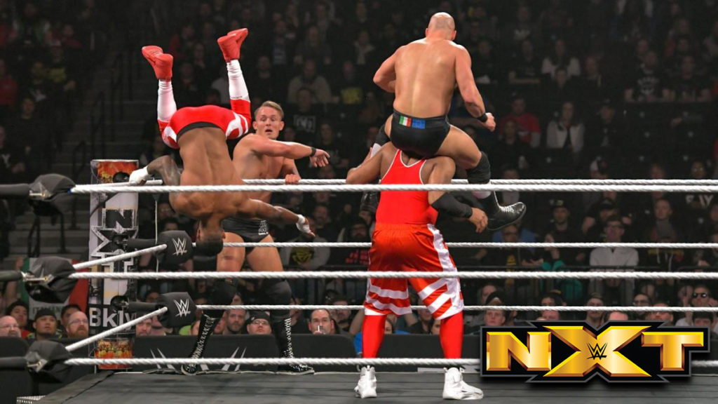 NXT Recap & Review – Episode 501