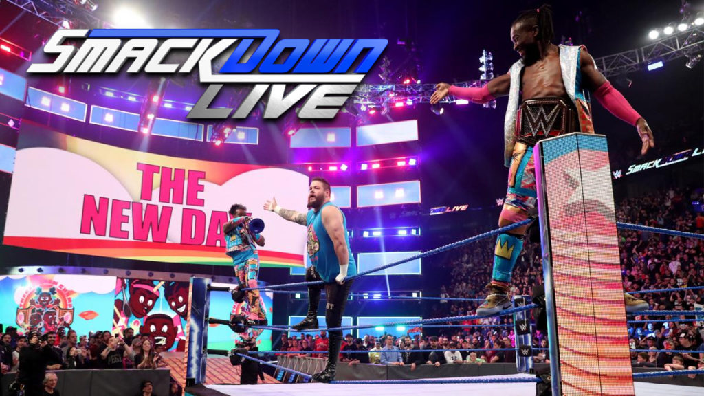 SmackDown Live Recap & Review – Episode 1026