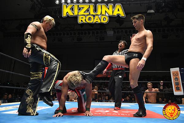 Kizuna Road Recap & Review – Night 4