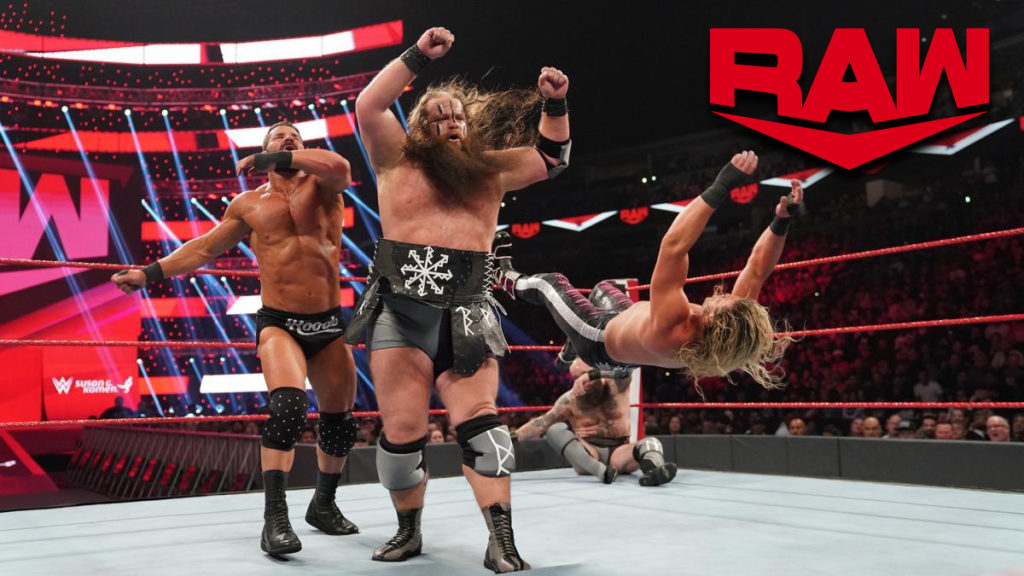 RAW Recap & Review – Episode 1377