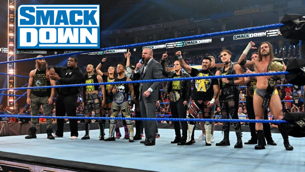 SmackDown Recap & Review – Episode 1054