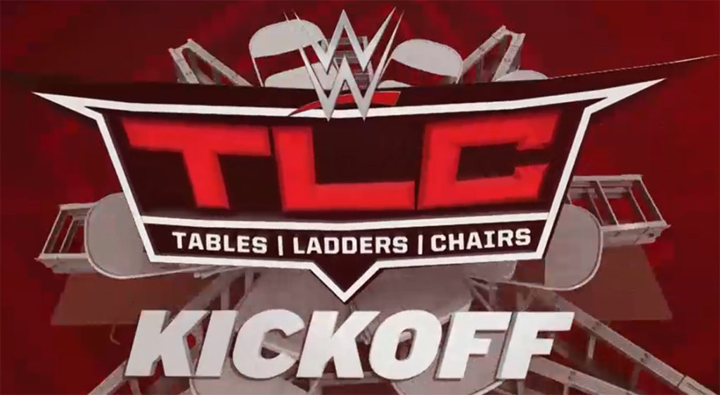 TLC: Tables, Ladders & Chairs Kickoff Recap & Review