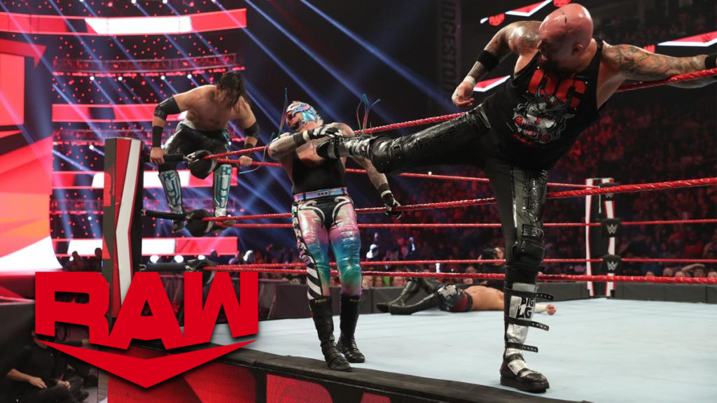 RAW Recap & Review – Episode 1384