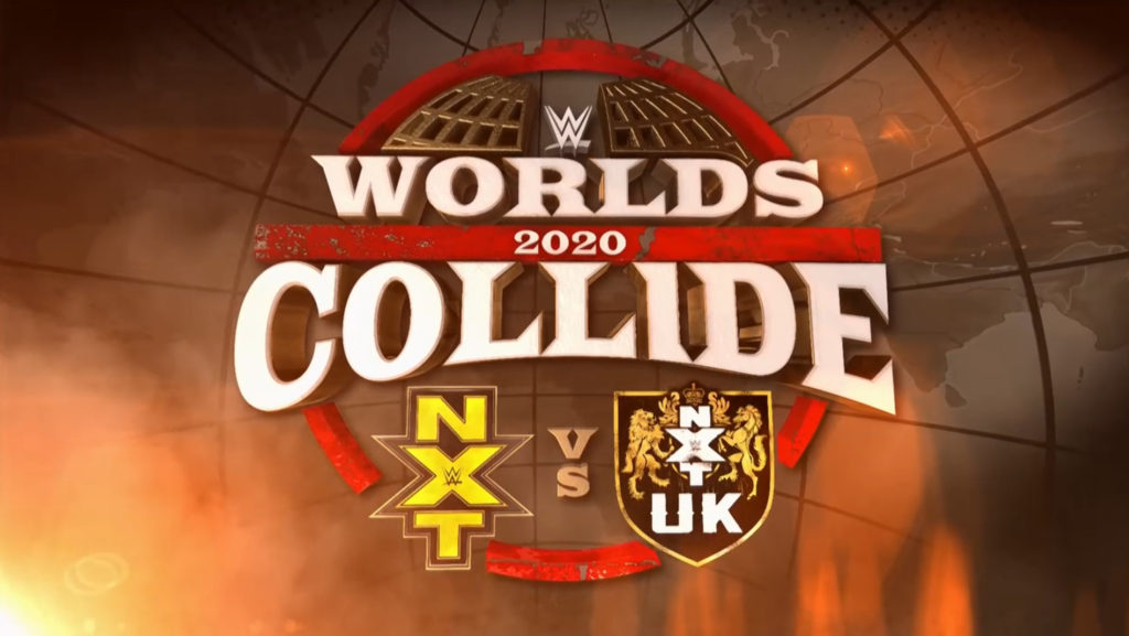 WWE Worlds Collide: NXT vs NXT UK