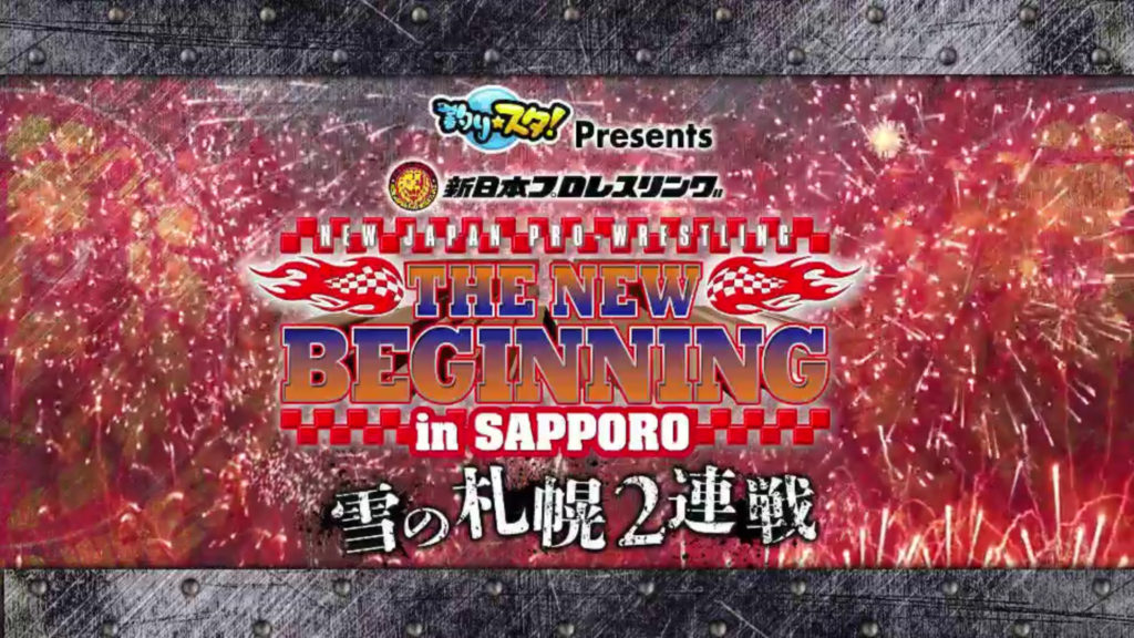 The NEW BEGINNING in SAPPORO – Recap & Review