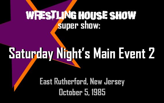 WHS Super Show – Saturday Night's Main Event Episode 2