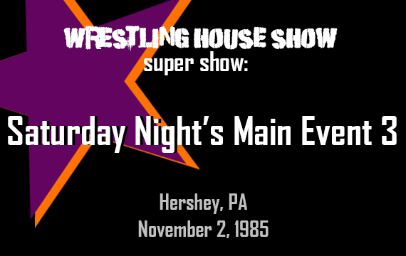 WHS Super Show – Saturday Night's Main Event 3