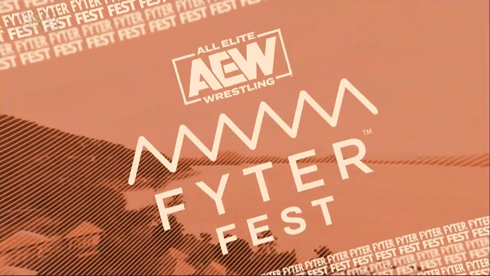 AEW Dynamite (Fyter Fest Night 2) Recap & Review – Episode 41