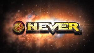 NJPW Strong NEVER