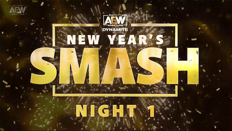 AEW Dynamite (Episode 68: New Year's Smash Night 1) Recap & Review