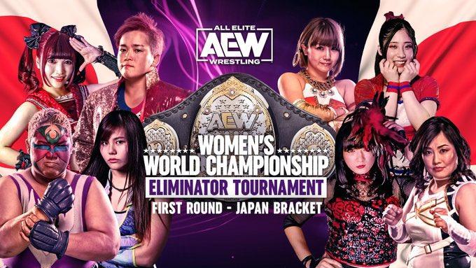 AEW Women's World Championship Eliminator Tournament (First Round – Japan Bracket) Recap & Review