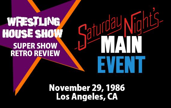 Saturday Night's Main Event 8 – WHS Super Show