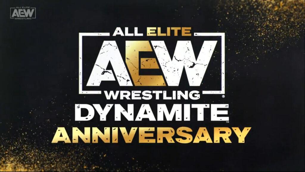 AEW Dynamite (Episode 105: Anniversary) Recap & Review