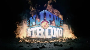 NJPW Strong Logo 2