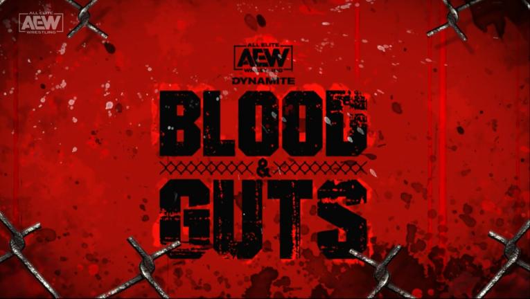 AEW Dynamite (Episode 85: Blood & Guts) Recap & Review