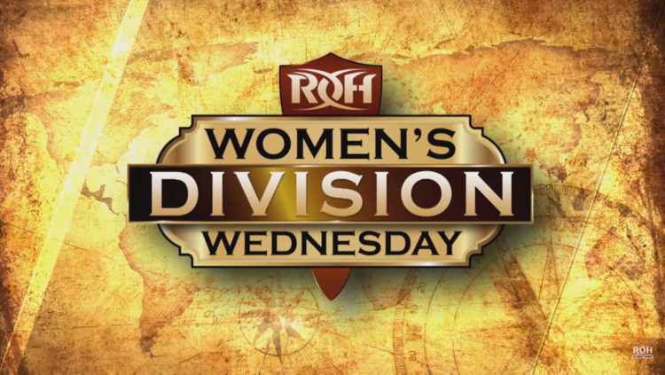 ROH Women's Division Wednesday