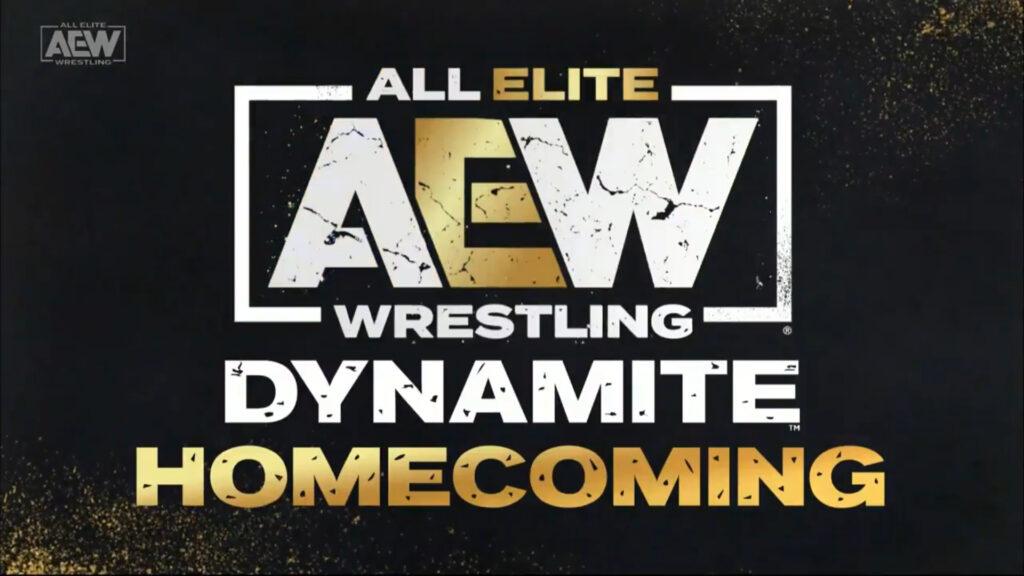 AEW Dynamite (Episode 96: Homecoming) Recap & Review