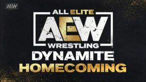 AEW Dynamite Homecoming